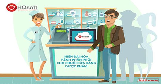 chuỗi cửa hàng dược phẩm