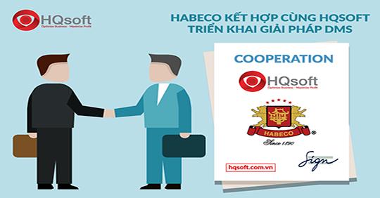 nâng tầm quản lý phân phối Habeco