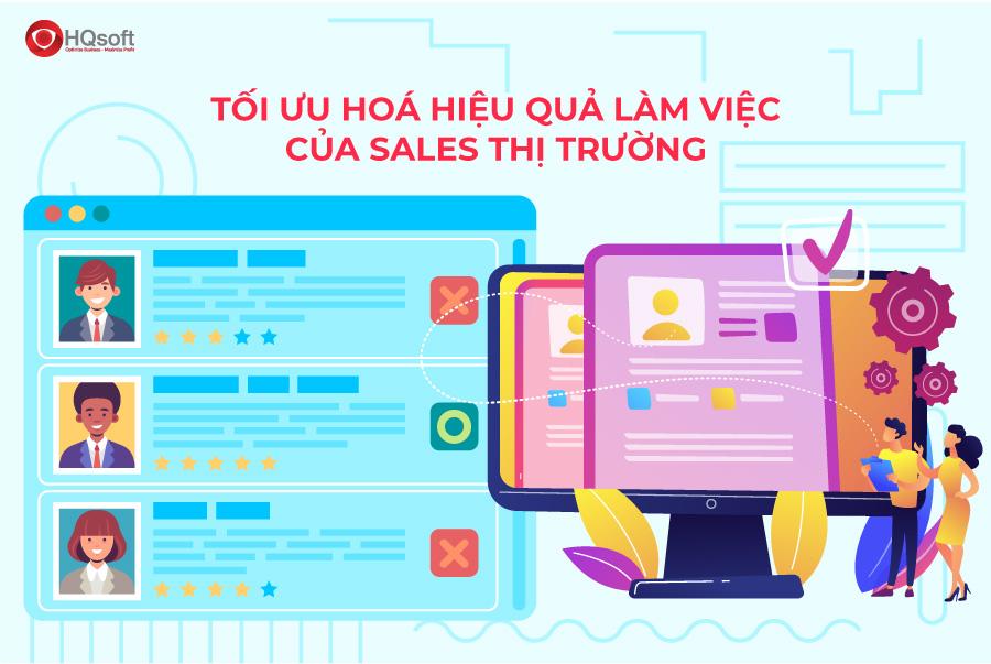 Phần mềm DMS tối ưu hóa hiệu quả làm việc của sales